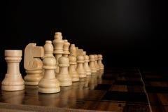 szachy Obraz Royalty Free