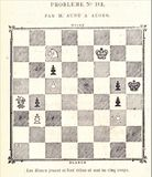 szachy problem liczba 212 fotografia royalty free
