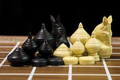 szachy tajlandzki Fotografia Stock
