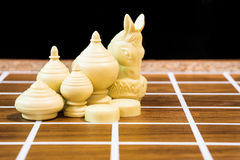 szachy tajlandzki Zdjęcie Stock