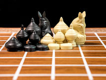 szachy tajlandzki Obrazy Royalty Free