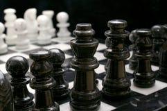 szachy zarządu zdjęcia royalty free