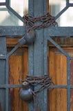 Szafki i łańcuchy Zdjęcie Stock