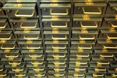 szafki publicznych Fotografia Stock