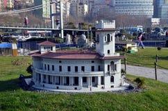 Szalkowy model Khedive pałac Zdjęcia Royalty Free