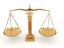 szalkowy sprawiedliwość symbol ilustracji