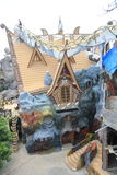 Szalony dom w Da Lat, Wietnam Obraz Royalty Free