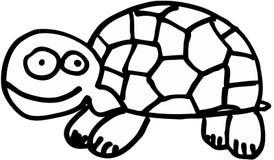szalony tortoise royalty ilustracja