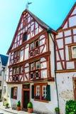 Szalunku Ramowy dom w Moselle dolinie, Niemcy Zdjęcie Royalty Free