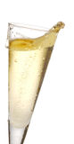 szampański szkło Obrazy Stock