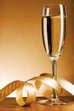 szampański szkło Zdjęcia Stock