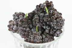 Szampańscy winogrona Zdjęcie Royalty Free