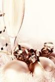 szampańska grzanka Zdjęcie Royalty Free