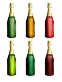szampan Zdjęcie Stock