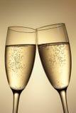szampan obrazy royalty free