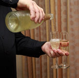 szampan 2 Obraz Stock