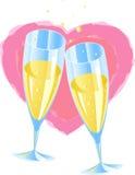 szampan Ilustracja Wektor