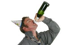 szampan faceta na przyjęcie Obraz Stock