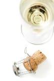 szampana korek Fotografia Stock