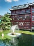 Szanghaj architektura zdjęcie royalty free