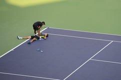 2015 Szanghaj ATP Ćwiczy 1000 Fotografia Royalty Free