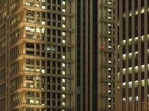 Szanghaj budynku biurowego fasada Obraz Stock