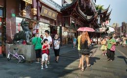 Szanghaj, Chiny: fotografia stock