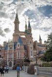 Szanghaj Disneyland w Szanghaj, Chiny fotografia royalty free