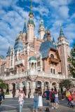 Szanghaj Disneyland w Szanghaj, Chiny obrazy stock