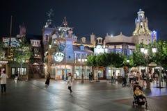Szanghaj Disneyland w Szanghaj, Chiny obrazy royalty free