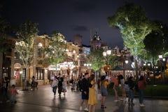 Szanghaj Disneyland w Szanghaj, Chiny zdjęcia stock