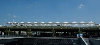 Szanghaj expo Światowa oś zdjęcie stock