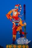 2016 Szanghaj Magicznego lampionu Międzynarodowy Karnawałowy miasto światło Zdjęcie Stock