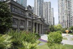 Szanghaj mennicy budynek, Putuo Zdjęcia Royalty Free