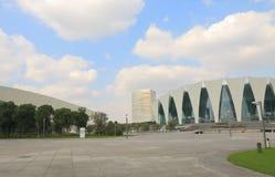 Szanghaj Orientalny centrum sportowe Szanghaj Chiny Fotografia Stock