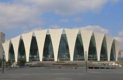 Szanghaj Orientalny centrum sportowe Szanghaj Chiny Zdjęcie Stock