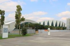 Szanghaj Orientalny centrum sportowe Szanghaj Chiny Zdjęcia Royalty Free
