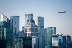 Szanghaj Pudong budynków nowożytny zbliżenie Obraz Stock