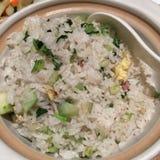Szanghaj styl Smażący Rice Zdjęcia Stock