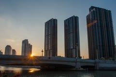 Szanghaj Suzhou rzeka obrazy stock