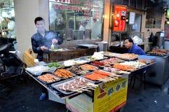 Szanghaj ulicy scena Zdjęcie Stock