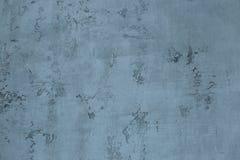 Szara betonowa ściana, sztukateryjna tekstura zdjęcia royalty free
