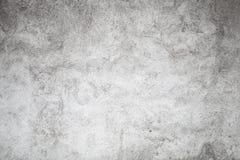Szara betonowa ściana, grungy płaska tło tekstura Zdjęcia Royalty Free