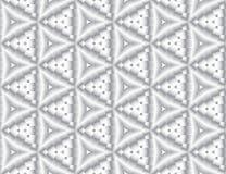 Szara bezszwowa tekstura. Wektorowy tło Obrazy Royalty Free