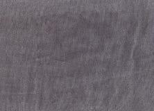 Szara drelichowa tekstylna tekstura Obrazy Stock