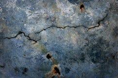 Szara grunge tekstura pęknięcia i narysy na starym backgroun Zdjęcie Royalty Free