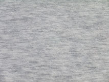 Szara knitwear tkaniny tekstura Fotografia Royalty Free