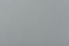 Szara Matte Faux skóry tekstura Obrazy Royalty Free