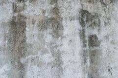 Szara stara betonowa tekstura Zdjęcia Stock