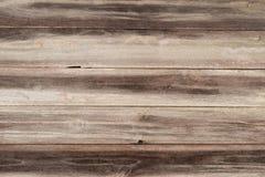 Szara stara drewniana ściana Zdjęcia Royalty Free